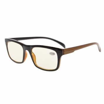CG047 Eyekepper UV Protection,Anti Glare/Blue Rays,Scratch Resistant Lens Computer Reading Glasses Readers