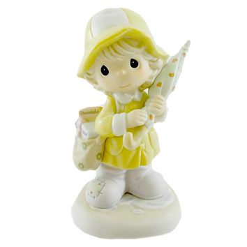 Precious Moments I'm There For You Rain Or Shine Figurine