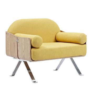 Jorn Chair Papaya Yellow
