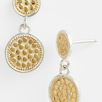 Women's Anna Beck 'Gili' Double Disc Earrings