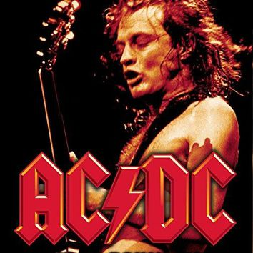 Angus Young & Malcolm Young & David Mallet-AC/DC - Live at Donington