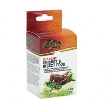 Zilla Gut Load Cricket Insect Food 2 ounce