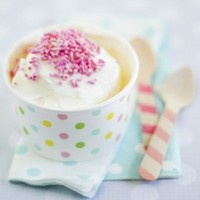 Shop Sweet Lulu - Pastel Ice Cream Cups: Multi-Colored Dots