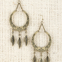 Treaty Weapon Earrings