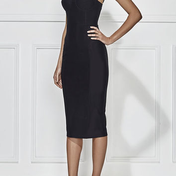 ADREANNA DRESS EBONY - New Arrivals - Shop