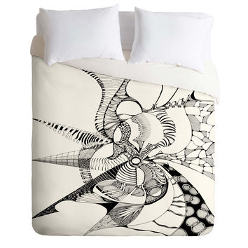 Karen Harris Liberated Duvet Cover