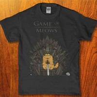 Game of Meows - Game of thrones parody Men's t-shirt