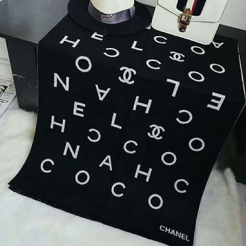 LV Louis Vuitton Chanel Gucci Autumn Winter Warm Fashion Woman Men Casual  Accessories Cape Scarf Scarves I-TMWJ-XDH
