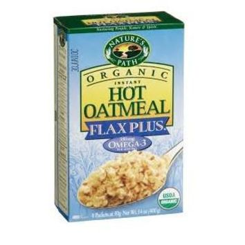 Nature's Path Flax N'o Oatmeal Pouch (6x8x1.75Oz) Nature's Path Flax N'o Oatmeal Pouch (6x8x1.75Oz)