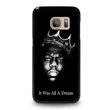 NOTORIOUS BIG Samsung Galaxy S7 Case Cover