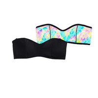 Reversible Bandeau - PINK - Victoria's Secret