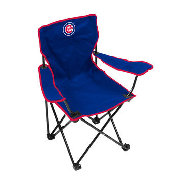 MLB Chicago Cubs Youth Chair