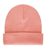 Turn Up Bright Beanie