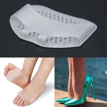 Silicone Padded Forefoot Insoles
