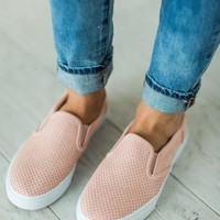 Slip On Sally Loafers