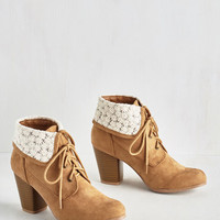 ModCloth Trust My Imagination Bootie