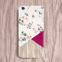 Geometric vintage Floral Samsung Galaxy S5 S4 mini iPhone 6 case 4 4s 5 5s case Wood floral Note 4 case iPhone 5c case iPhone 5s case [72]
