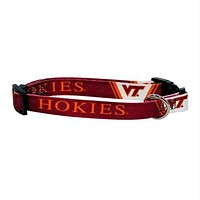 Virginia Tech Dog Collar