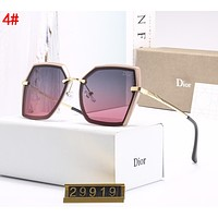 DIOR Stylish Women Cool Sun Shades Eyeglasses Glasses Sunglasses 4#