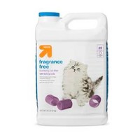 Fragrance Free Scoopable Cat Litter - 20lb - up & up™