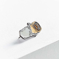 Yesterdays ET Burrito Pin | Urban Outfitters