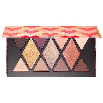 Sephora: SEPHORA COLLECTION : Matte Metallic Eyeshadow Palette : eyeshadow-palettes