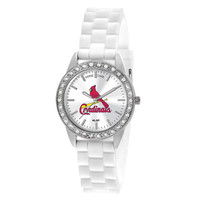 St. Louis Cardinals MLB Women's Frost Series Watch