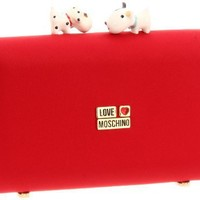 Love Moschino Evening JC4129PP0WLA0500 Mini,Red,One Size