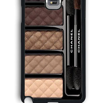 Samsung Galaxy Note 4 Case - Rubber (TPU) Cover with Chanel Ombres Matelassees Design