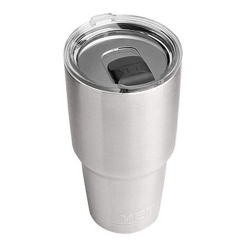30 oz. Rambler Tumbler in Stainless Steel with Magslider™ Lid by YETI