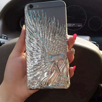 Angel Wings iPhone 5s 6 6s Plus Case Gift-104
