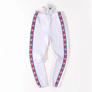 Champion Men's and Women's Fashion Drawing Trousers F