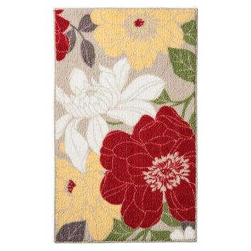 Threshold™ Spring Floral Kitchen Rug