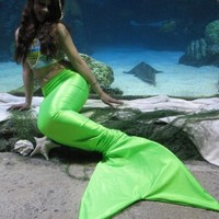 Mermaid Tail Swimmable - Smooth