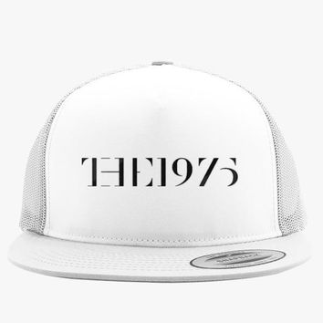 The 1975 Embroidered Trucker Hat