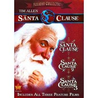 The Santa Clause: 3 Movie Collection [P&S] [3 Di... : Target
