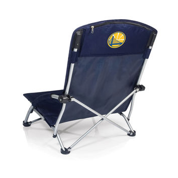 Tranquility Portable Beach Chair - Golden State Warriors