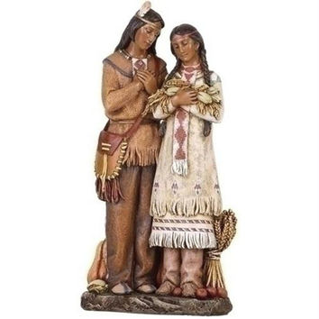Thanksgiving Figurine - Indian