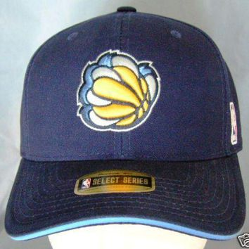 NWT,NBA Grizzlies Basketball ReebokCap/Hat,MSRP $16.
