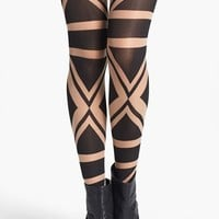 Pretty Polly 'Patriotic' Tights | Nordstrom
