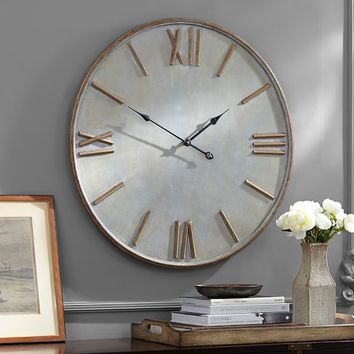 GAYLE WALL CLOCK