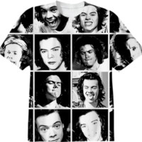 Harry Styles x//x created by Sluts Insanity | Print All Over Me