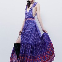 Spell & the Gypsy Collective Womens Road Vegas Frill Maxi