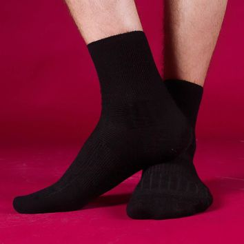 Gentleman's Essentials Sock | Black
