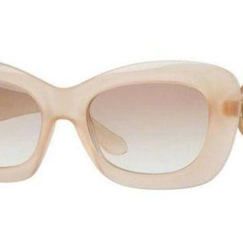 CREYON2D New Versace Women's Sunglasses VE4328 521313 54MM Opal Powder Fast Ship