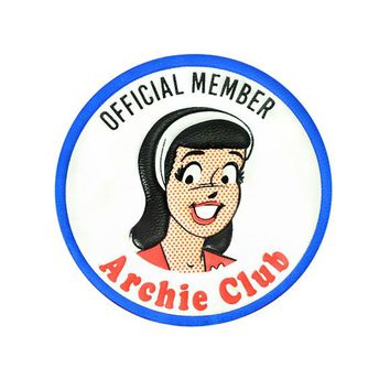 Riverdale - Archie Club Leather Patch - Veronica