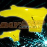 Bay Speed Nissan 350Z Bay Speed F1 Style Fender - 8350F1-FD