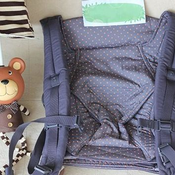 Toddler Backpack class American Four Position 360 Baby Carrier Multifunction Breathable Infant Carrier Backpack Kid carrier Toddler Sling Wrap Suspende AT_50_3