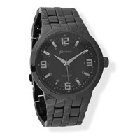 Men's Fashion Watch with Large Round Face