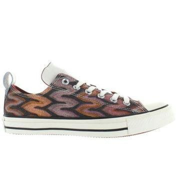 VONR3I Converse All-Star Chuck Taylor Missoni - Auburn/Egret Printed Canvas Low Top Sneaker